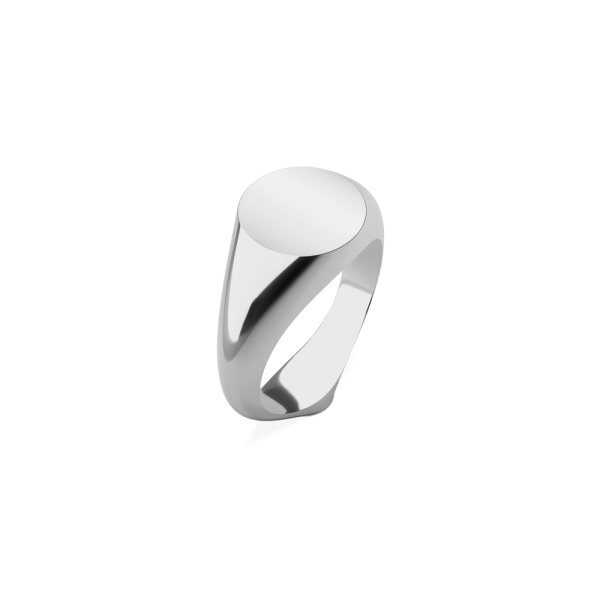 Ring Signet Silver