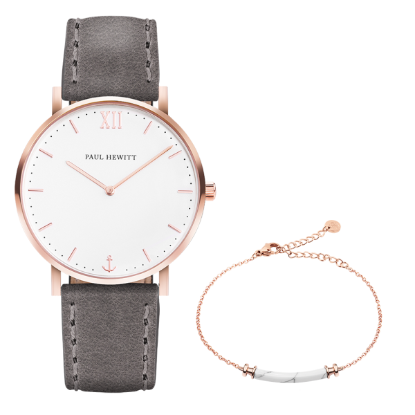 Set Perfect Match Sailor Rose Gold and Starboard