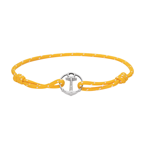 Bracelet Re/Brace Silver Yellow