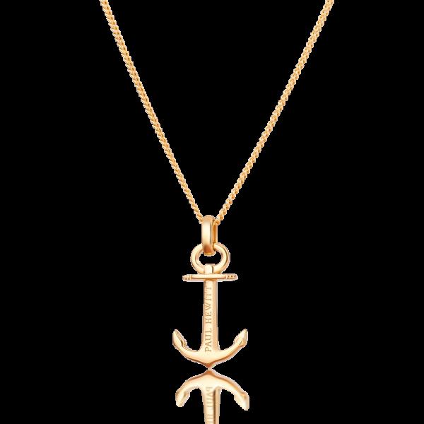 Halskette Anchor Spirit Gold