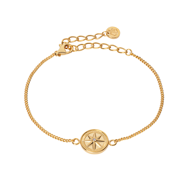 Bracelet Windrose Gold
