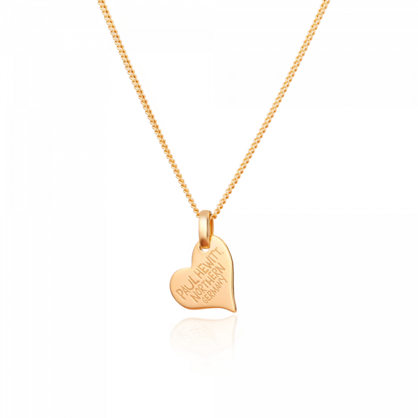 Necklace North Love Gold