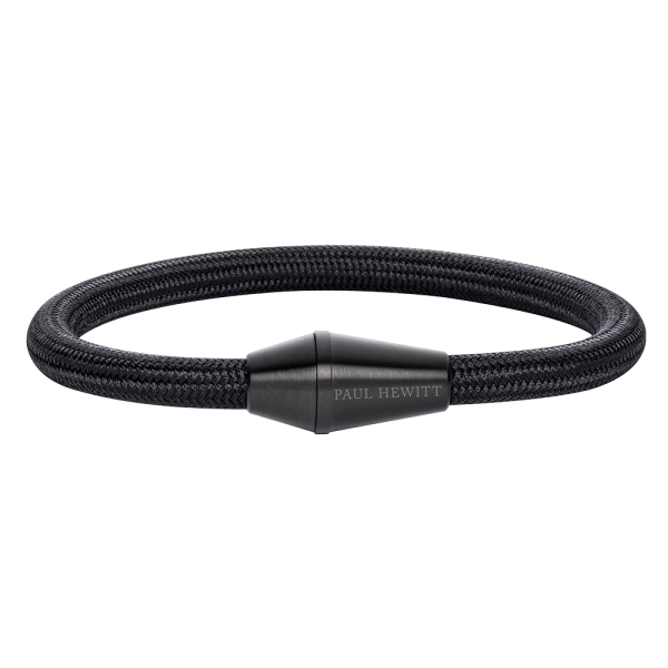 Bracelet Conic Black Nylon Black