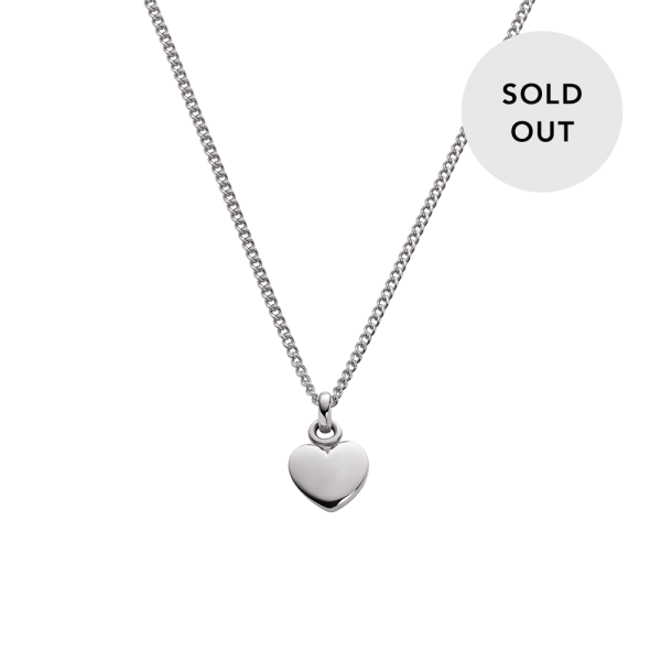 Necklace Soulmate Silver