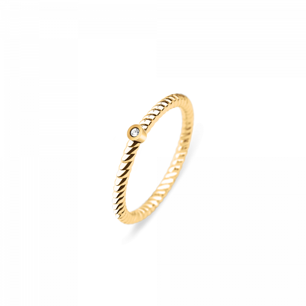 Ring North Star Gold