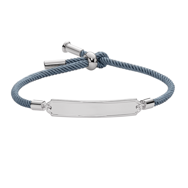 Armband Vitamin Sea Silber Grey