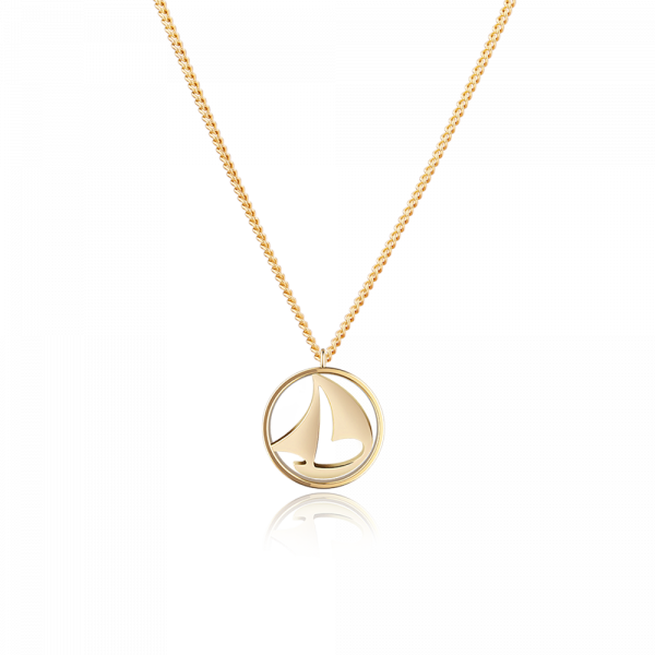 Necklace Sail Away Gold