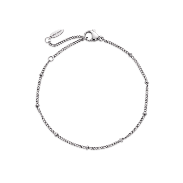 Bracelet Horizon Ball Chain Silver