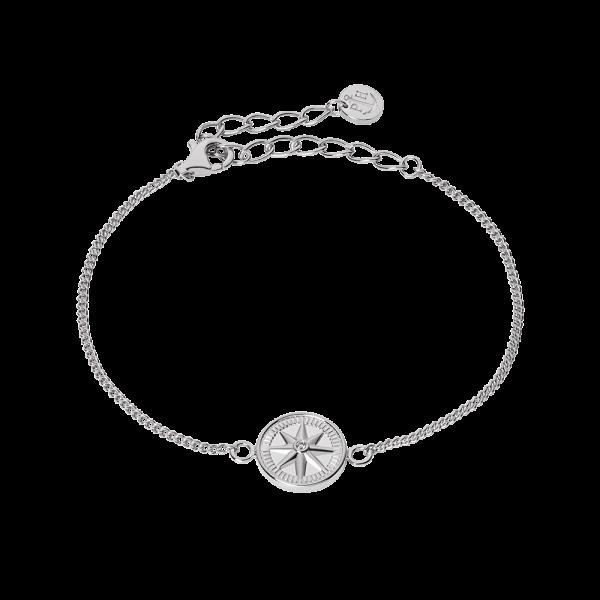 Bracelet Windrose Silver