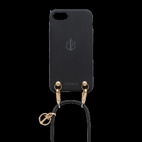 Collana Mobile Silicone Nero