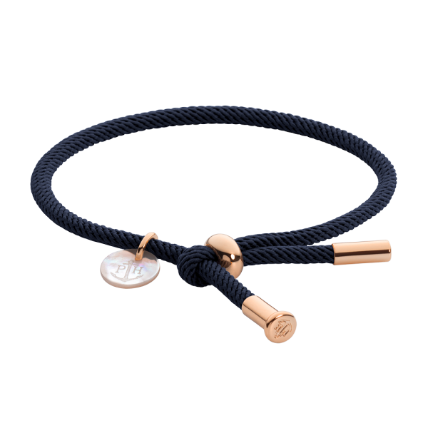 Bracelet Vitamin Sea Rose Gold Navy