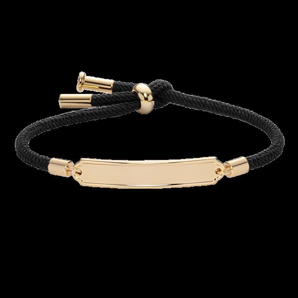 Bracelet Vitamin Sea Gold Black