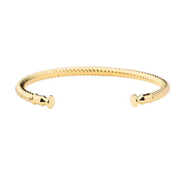 Bracelet Jonc Rocuff Or