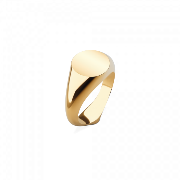 Ring Signet Gold