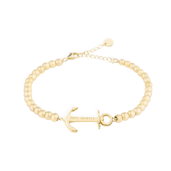 Bracciale Anchor Spirit Oro Steel
