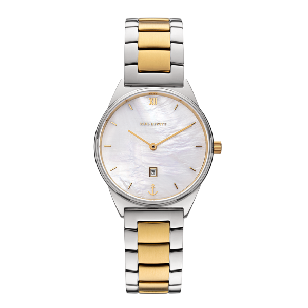Watch Praia Bicolor Mother of Pearl