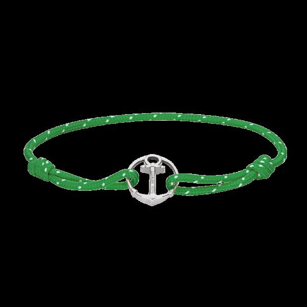 Bracelet Re/Brace Silver Green