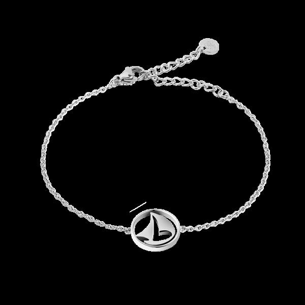 Armkette Sail Away Silber