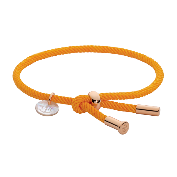 Bracciale Vitamin Sea Oro Rosa Orange
