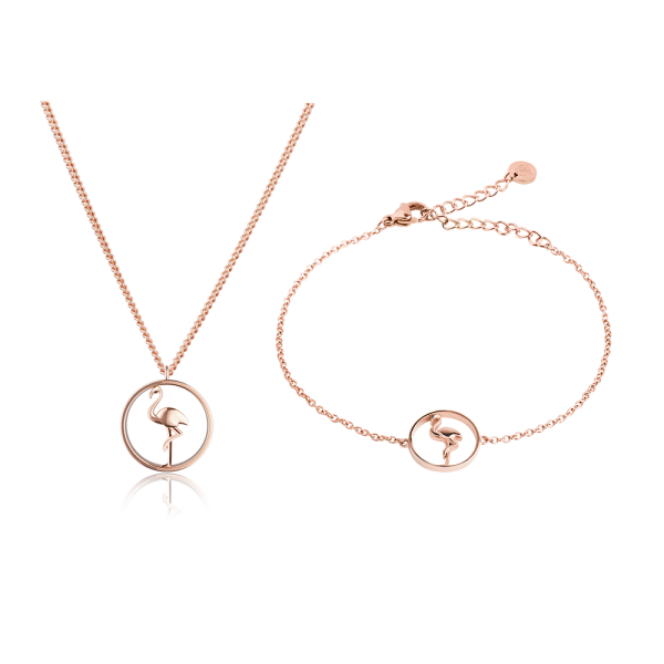 Set Perfect Match Tropicool Oro Rosa