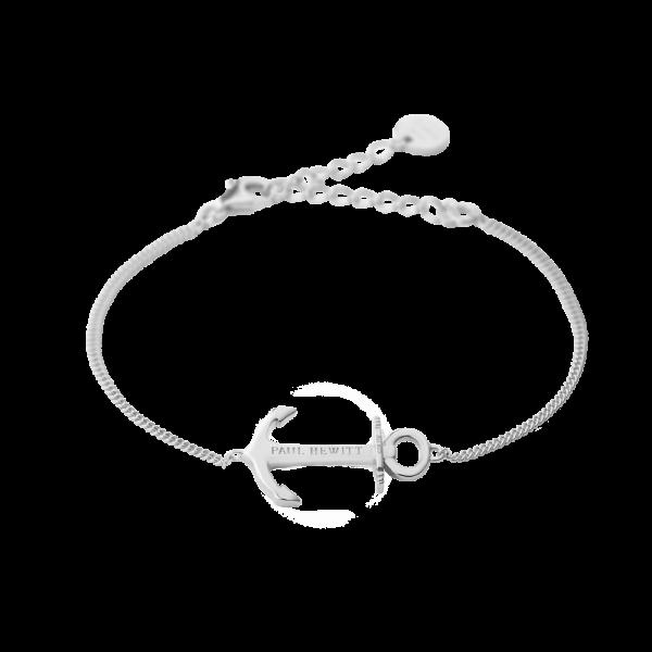 Bracelet Anchor Spirit Silver