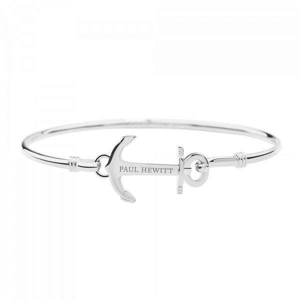 Armreif Anchor Cuff Silber