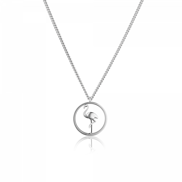 Necklace Tropicool Silver