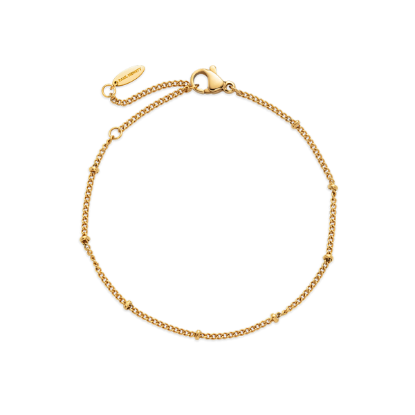 Bracelet Horizon Ball Chain Gold