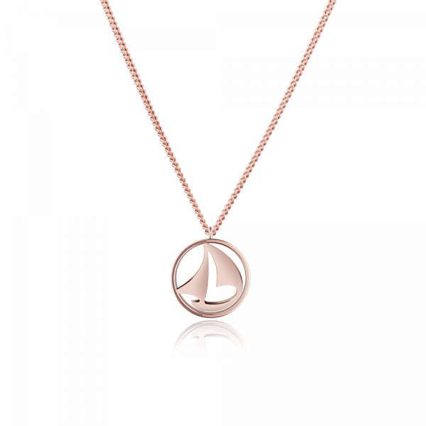 Necklace Sail Away Rose Gold