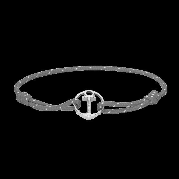 Bracelet Re/Brace Argenté Gris