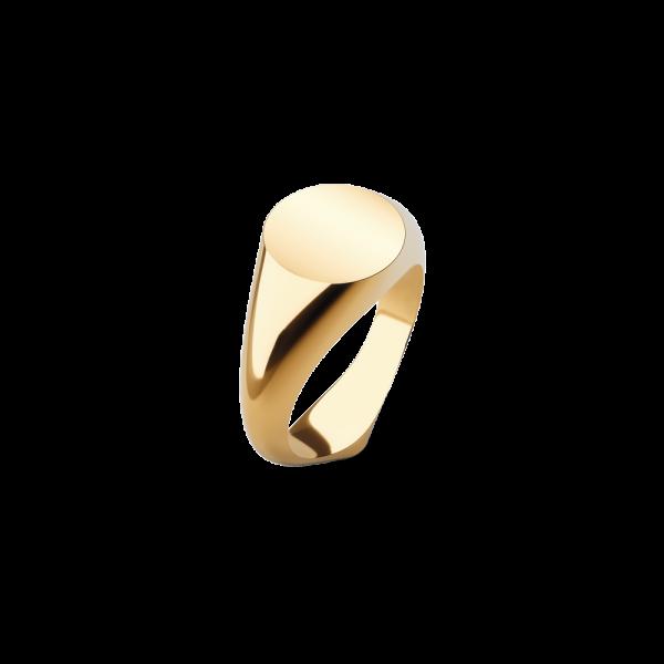 Ring Signet Gold