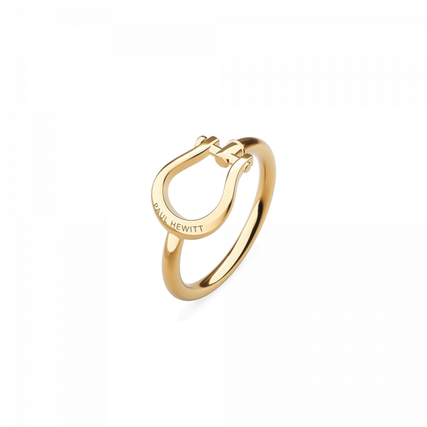 Anello Shackle Oro
