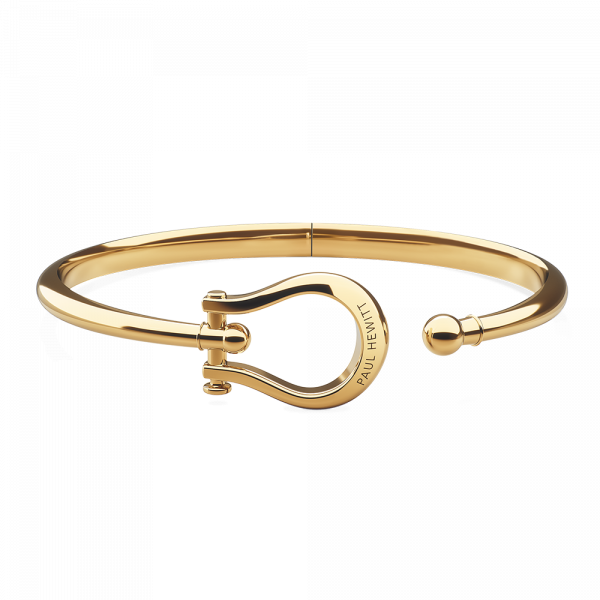 Cuff Shackle Gold