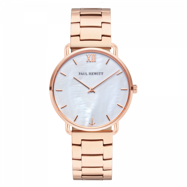 Watch Miss Ocean Pearl Rose Gold Metal