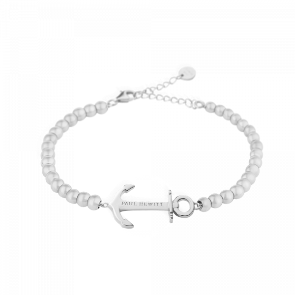Bracelet Anchor Spirit Argenté Steel