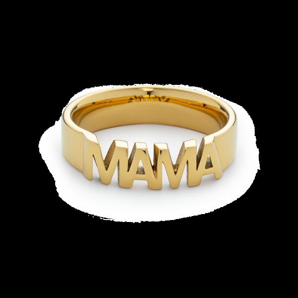 Ring Mama Gold