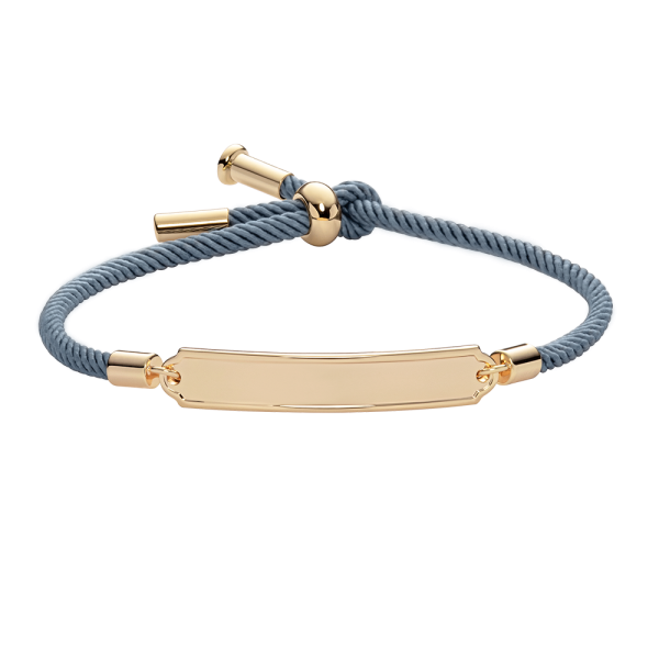 Bracelet Vitamin Sea Gold Grey