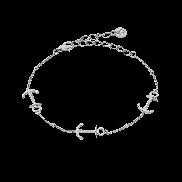 Armkette Anchor Silber