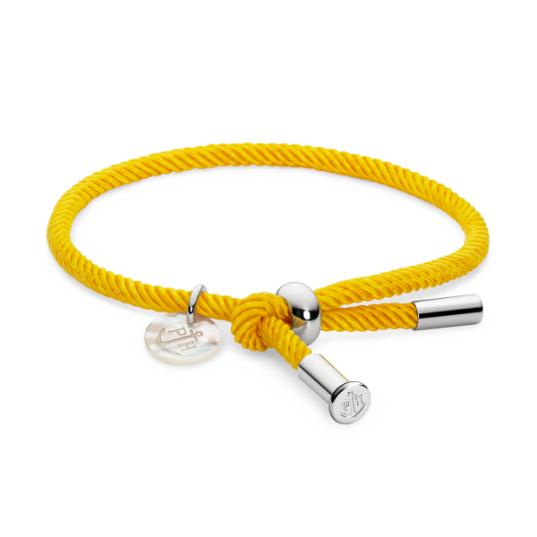 Armband Vitamin Sea Silber Sun Yellow