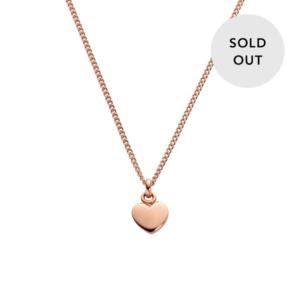Necklace Soulmate Rose Gold