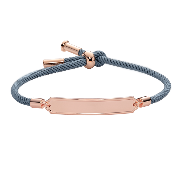 Armband Vitamin Sea Roségold Grey