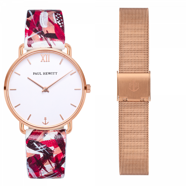 Set Perfect Match Born Originals Miss Ocean e Pink Camo Strap