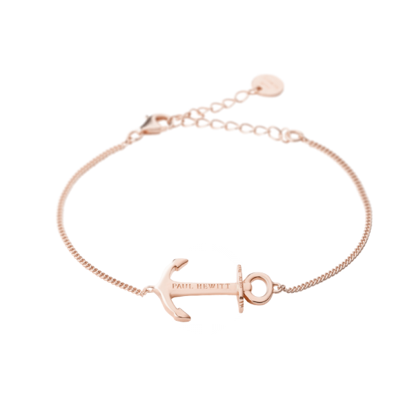 Bracelet Anchor Spirit Rose Gold